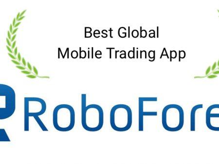 """Робофорекс получил премию """"Best Mobile Trading App"""""""